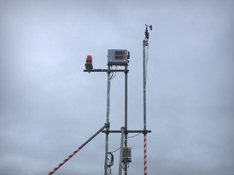 風速計設置イメージ